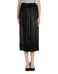 Alpha Studio Long Skirts Black