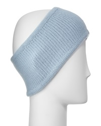 Portolano Cashmere Honeycomb Headband Powder Blue