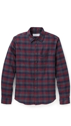 Brooklyn Tailors Oversized Check Shirt