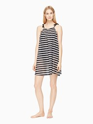 Kate Spade San Clemente A Line Cover Up Black