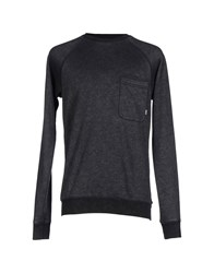 Altamont Topwear Sweatshirts Men Steel Grey