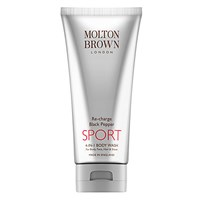 Molton Brown Re Charge Black Pepper Sport 4 In 1 Body Wash 200Ml