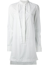 Veronique Branquinho Long Shirt White