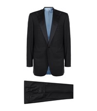 Stefano Ricci Two Piece Houndstooth Tuxedo Male Black