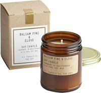 Cb2 Balsam Pine And Clove Soy Candle