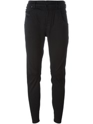 Diesel Black Gold 'Type 147' Slim Fit Trousers Black