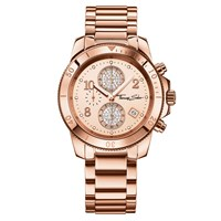 Thomas Sabo Glam And Soul Rose Gold Chronograph Watch