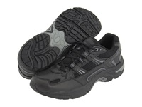 Vionic With Orthaheel Technology Walker Black Women's Lace Up Casual Shoes