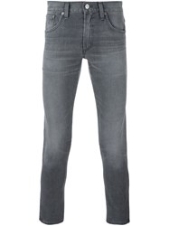 Citizens Of Humanity 'Noah' Super Skinny Jeans Grey
