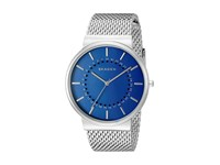Skagen Ancher Skw6234 Stainless Steel Blue Watches Silver