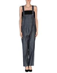 Alice San Diego Dungarees Trouser Dungarees Women Blue