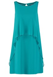 Esprit Collection Cocktail Dress Party Dress Minty Teal Turquoise