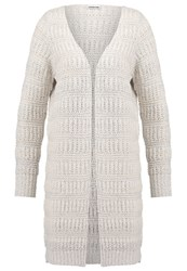 Noisy May Nmkate Cardigan White Asparagus Off White