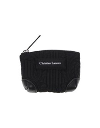 Christian Lacroix Coin Purses Black