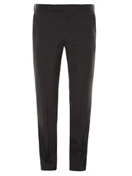 Alexander Mcqueen Slim Fit Trousers Charcoal