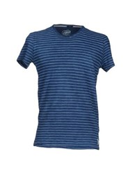 Pepe Jeans Topwear T Shirts Men Blue