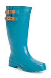 Chooka Women's 'Top Solid' Rain Boot Red