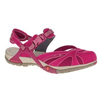 Merrell Azura Wrap Sandals Raspberry