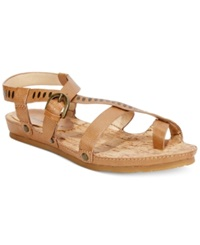 Bare Traps Krissy Sandals Women's Shoes Brush Brown