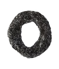 Pistil Gianna Neck Warmer Charcoal Scarves Gray