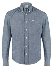 Franklin And Marshall Martins Shirt Light Denim Blue