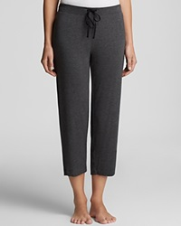 Dkny Urban Essential Capri Pants Charcoal Heather