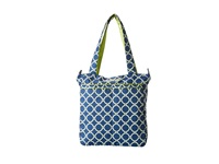 Ju Ju Be Be Light Royal Envy Tote Handbags Blue
