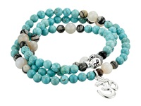 Dee Berkley Long Life Turquoise Bracelet Blue