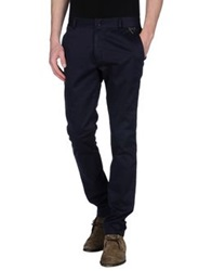 Eleven Paris Casual Pants Dark Blue