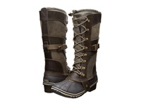 Sorel Conquest Carly Camo Brown Pebble Women's Cold Weather Boots