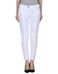 Belstaff Denim Pants White