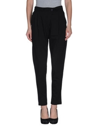 Angelina Casual Pants Black