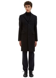 Acne Studios Garret Mid Length Coat Black