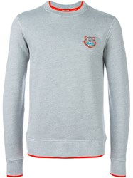 Kenzo 'Mini Tiger' Sweatshirt Grey