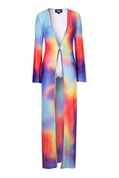 Rainbow Kimono All In One By Jaded London Multi