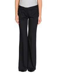 1 One Trousers Casual Trousers Women Black