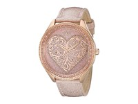 Guess U0697l3 Love Letter Pink Rose Gold Watches