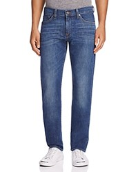 7 For All Mankind Slimmy Jeans In Medium Wash Compare At 215 Blue