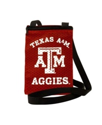 Little Earth Texas A And M Aggies Gameday Crossbody Bag Team Color
