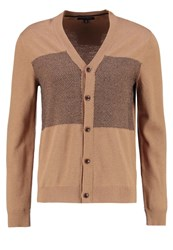 Banana Republic Cardigan Honey Brown Camel