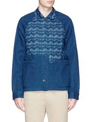Scotch And Soda 'Mr. Blue' Workwear Denim Jacket