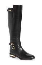Vince Camuto Women's Prini Knee High Ankle Strap Boot