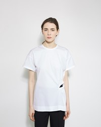 Jil Sander Ali Cut Out Blouse White