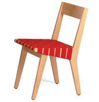 Knoll Risom Child S Side Chair With Webbed Seat
