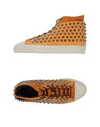 Forfex High Tops And Trainers Ocher