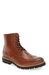 Kenneth Cole Men's New York 'Click Sound' Wingtip Boot