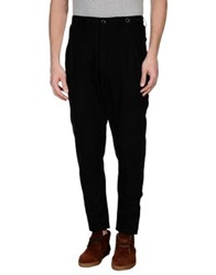 Billtornade Casual Pants Black
