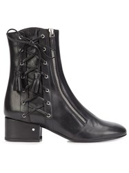 Laurence Dacade 'Marcella' Ankle Boots Black