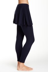 Magid Flared Skirt Overlay Legging