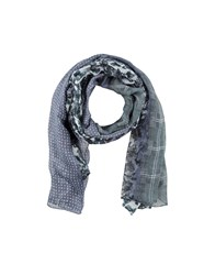 Tombolini Accessories Oblong Scarves Men Dark Green